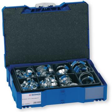 en gros le plus populaire dernière collection Coffret colliers de serrage W1 | Berner®